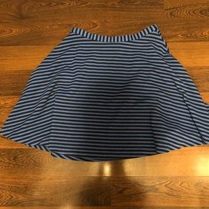 New York and Company flare skirt